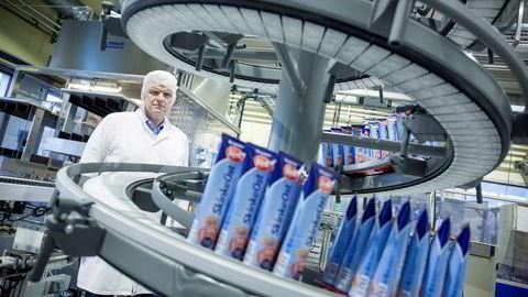 Smøreost er fortsatt ett av hovedproduktene til Kavli, men etter flere år med oppkjøp har konsernsjef Erik Volden skaffet seg flere ben å stå på.