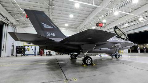Mange av de norske F-35-kampflyene vil stå i beredskap for Nato.