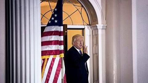 Donald J. Trump har den siste uken hentet inn stadig flere personer til sin nye regjering. 20. januar utnevnes han til USAs neste president.