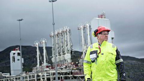 Eldar Sætre og Statoil er best på klima i oljebransjen. Det mener verdens største investorer.