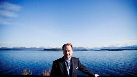 Kjell Inge Røkke er største eier i Aker Solutions.