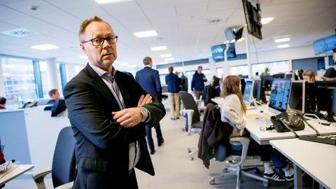 Dagbladet-redaktør John Arne Markussen har ledet et internt prosjekt om blant annet Dagbladets papiravis.