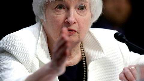 Markedet er nesten helt overbevist om at sentralbanksjef Janet Yellen og de andre medlemmene i Federal Reserves rentekomité kommer til å øke renten i desember.