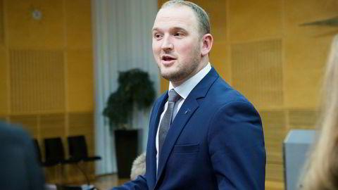 Landbruksminister Jon Georg Dale (Frp) havner øverst på fersk maktkåring for landbruket.