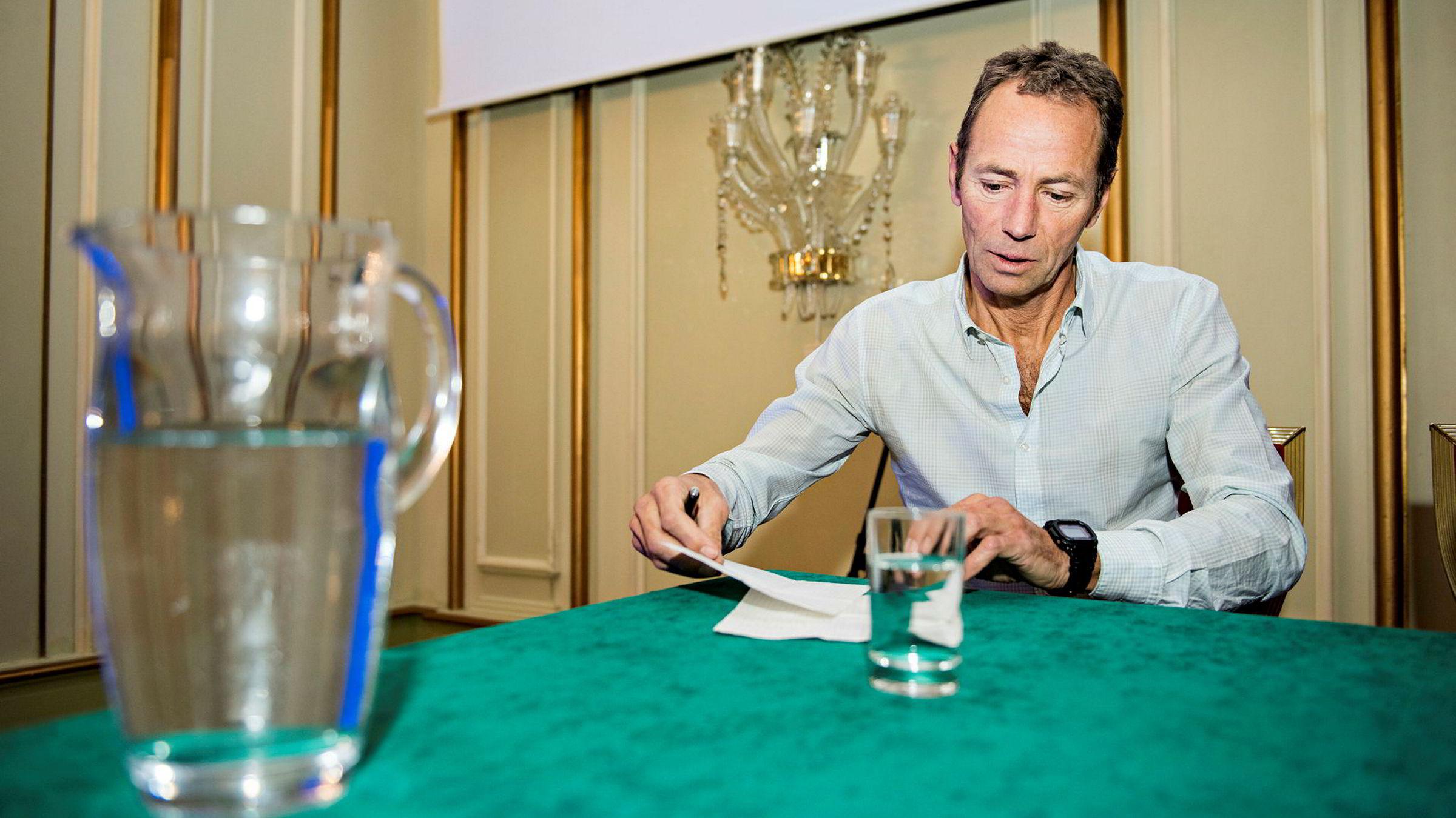 Ivar Tollefsen liker Kragerø og blir nå største eier i reiselivsanlegget Kragerø Resort.