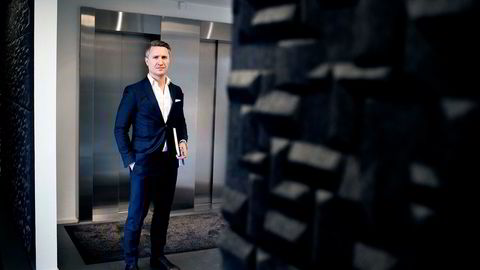 Alfred Berg-forvalter Tom Hestnes er kritisk til Farstad Shippings fremgangsmåte.