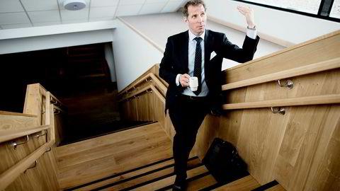 Jarand Rystad i Rystad Energy ser for seg høyere oljepris etter 2020.