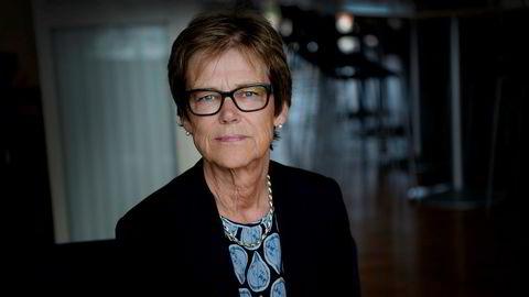 Elisabeth Enger satt som toppsjef i Jernbaneverket da internrevisjonen avdekket en rekke brudd på reglene for konsulentbruk.