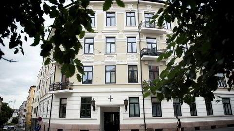 Sist leiligheten ble solgt, for rundt fire og et halvt år siden, var prisen på 565.000 kroner, ifølge offentlige registre.