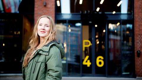 Marianne K. Andenæs, leder i Norsk Studentorganisasjon (NSO) er positiv til at det blir gitt tilskudd til ytterligere 300 studentboliger i det kommende statsbudsjettet.