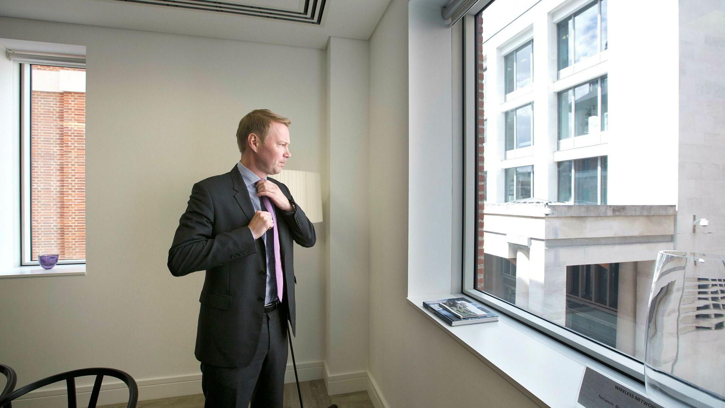 Lars Eirik Gåseide Røsås, partner i Advkatfirmaet Thommessen i London, tror Brexit kan bli forsinket som følge av valgresultatet.