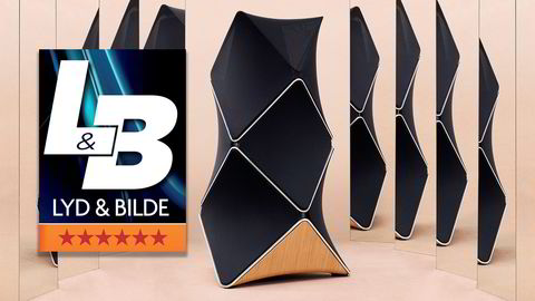 Bang & Olufsen Beolab 90 er en av de beste høyttalerne noensinne. Og det gjenspeiles i prislappen på 660.000 kroner per par. Foto: Bang & Olufsen