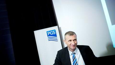 Avtroppende PGS-sjef Jon Erik Reinhardsen har takket ja til nominasjonen som Statoils nye styreleder.