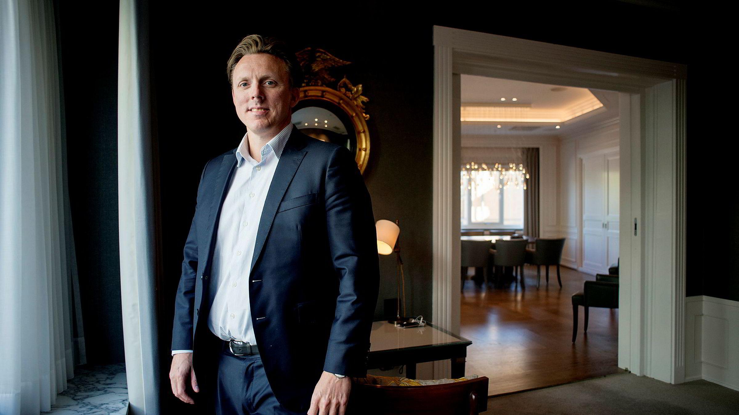 EQT-partner Anders Misund står klar til å investere mer i nordiske energi.- , transport og logistikk-, samfunnsinfrastruktur- og telekom-virksomheter.