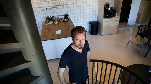 Konsernsjef Preben Carlsen i Trigger har endret selskapets strategi.