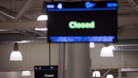 Rygge Airport vurderer å oppløse selskapet. Rygge sivile lufthavn utenfor Moss ble åpnet høsten 2007 og trafikken avviklet fra 1. november 2016 etter at Ryanair legger ned basen på flyplassen