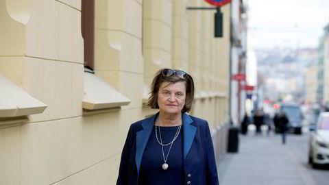 Elin Ørjasæter får kritikk etter å ha trukket seg.