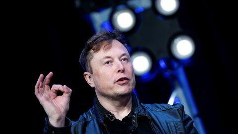 Teslas toppsjef Elon Musk har innfridd delmål som utløser en bonus verdt 7,4 milliarder kroner. Den nybakte seksbarnsfaren har satt Twitter i kok etter å ha gitt den nyfødte sønnen et noe uvant navn.