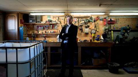 For tre år siden oppdaget Kjell Einar Ellingsen en ny teknologi hjemme i garasjen i Tananger. Nå blir oppfinnelsen til milliardinvesteringer.