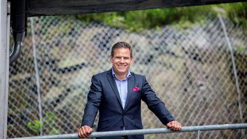 Konsernsjef Børge Astrup i Puzzel menerselskapethar vunnet kontrakten for Europas største skybaserte kontaktsenter.