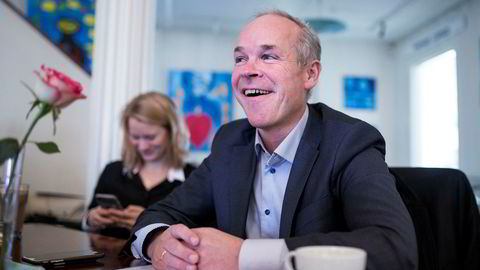 Bedre for kommunalminister Jan Tore Sanner. Stadig flere kommuner – sist Sp-styrte Norddal – går nå inn for sammenslåing