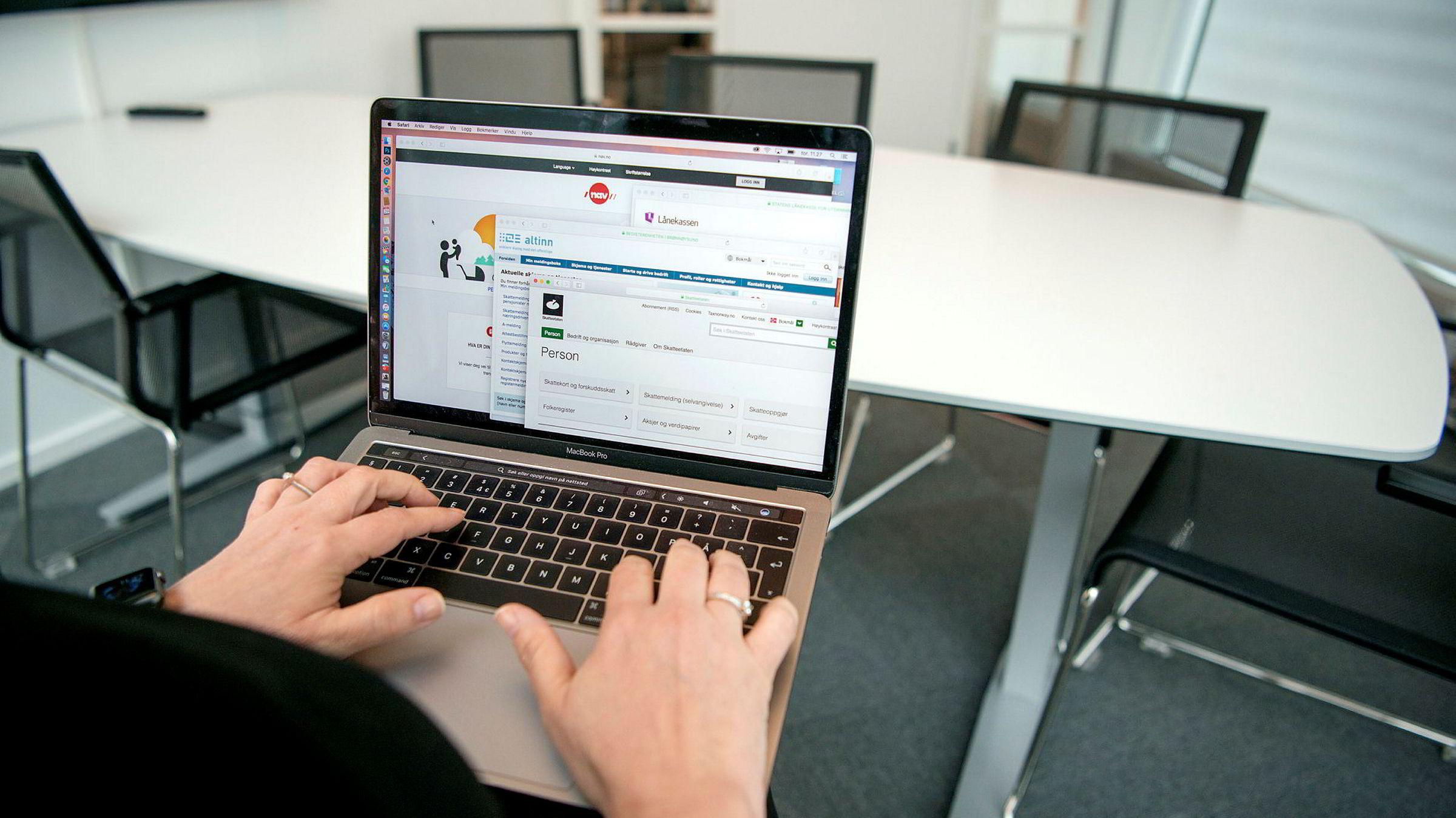 Regjeringen tar grepene for å lede Norge inn i den digitale tidsalder, skriver innleggsforfatteren.