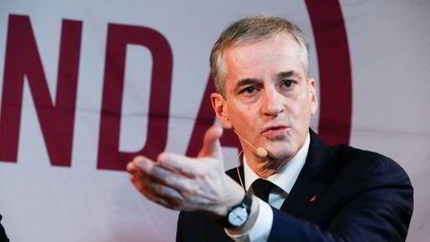 Arbeiderpartiet vil ikke redusere statens eierskap i store og viktige selskaper som Statoil, DNB og Telenor.