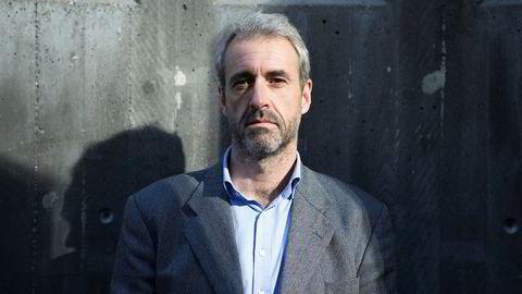 Bedriftsforbundets leder Olaf Thommessen er ikke enig i LOs argumenter mot delingsøkonomi.
