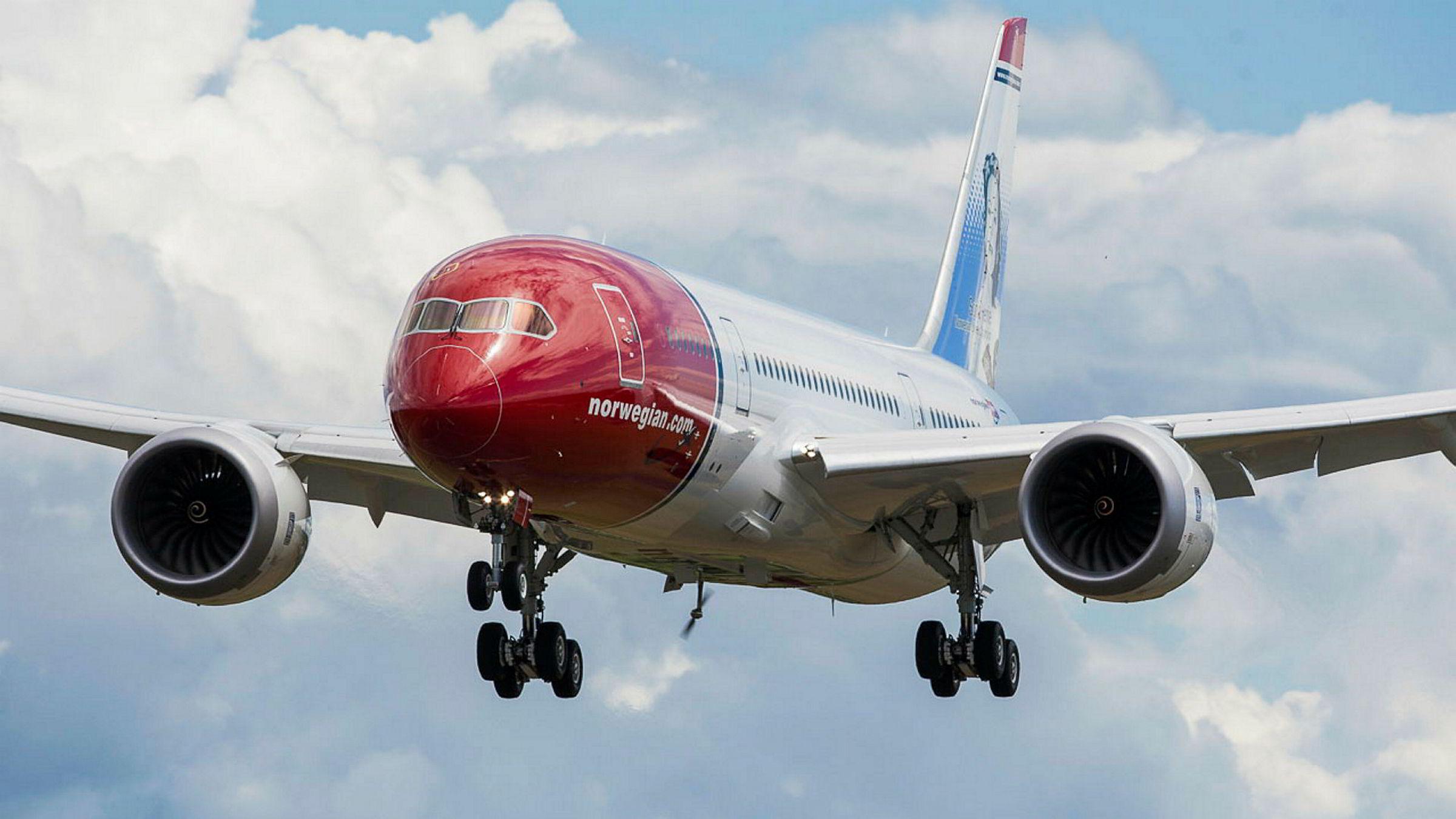 Norwegian oppretter ny rute mellom Canada og Europa.