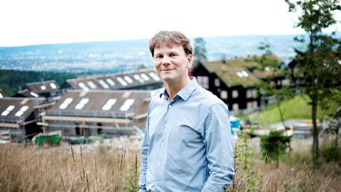 Simen Thorsen startet Solon Eiendom i 2006 og sitter som styreleder og største aksjonær i selskapet.