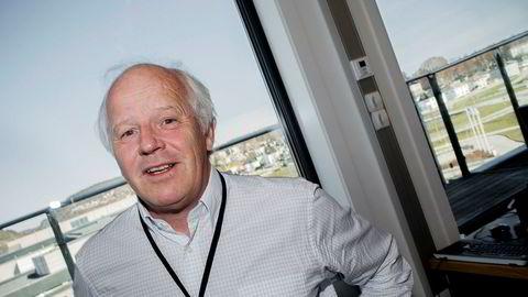 Konsernsjef Tom Nysted i Agder Energi regner med at det går mot en sammenslåing av Skagerak Energi og Agder Energi, siden ledelsen i begge selskapene kommet frem til at det beste er et sammenslått konsern.
