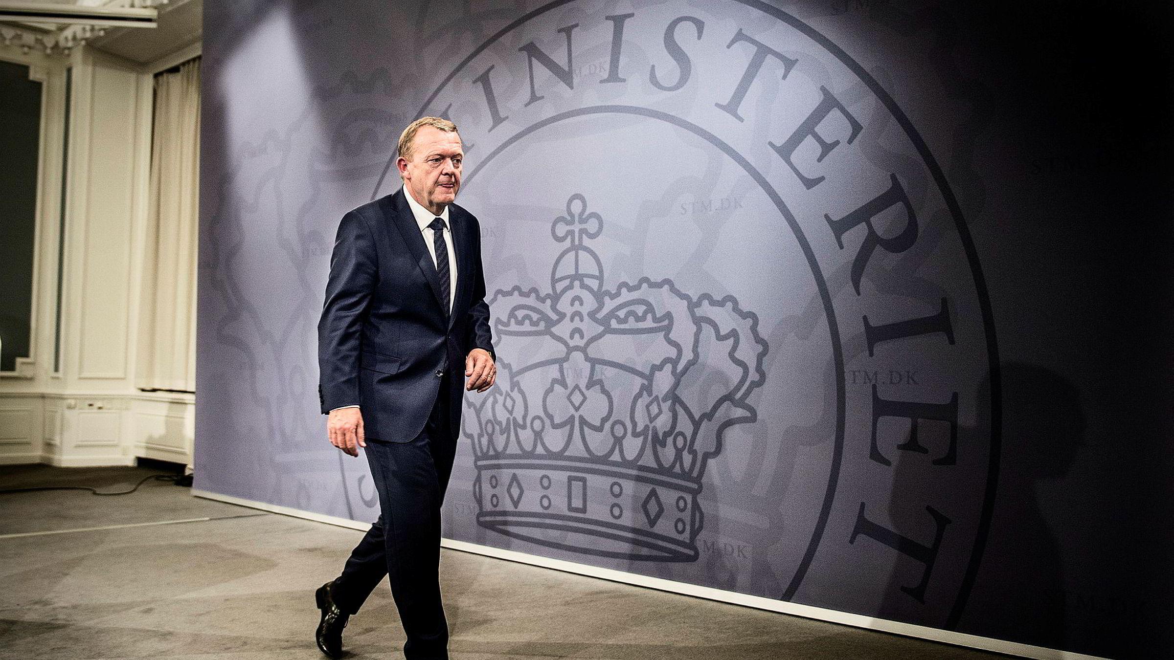 Statsminister Lars Løkke Rasmussen og de borgerlige hadde tapt regjeringsmakten i Danmark dersom det var valg nå, viser de siste meningsmålingene.
