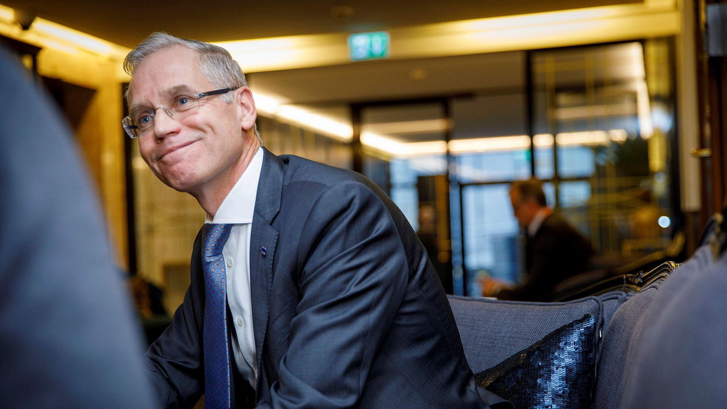 – Til tross for et utfordrende år er vi fornøyd med en god utvikling på driften i løpet av de siste månedene av regnskapsåret 2019, sier SAS' konsernsjef Rickard Gustafson.