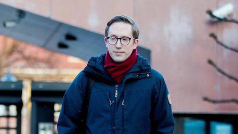 Kristian Tonning Riise trakk seg 10. januar som leder i Unge Høyre.