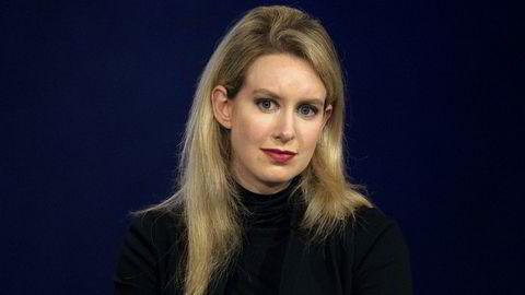 Elizabeth Holmes var fremdeles i tenårene da hun i 2003 startet bioteknologiselskapet Theranos. Målet var å endre det umoderne blodprøvemarkedet for alltid.