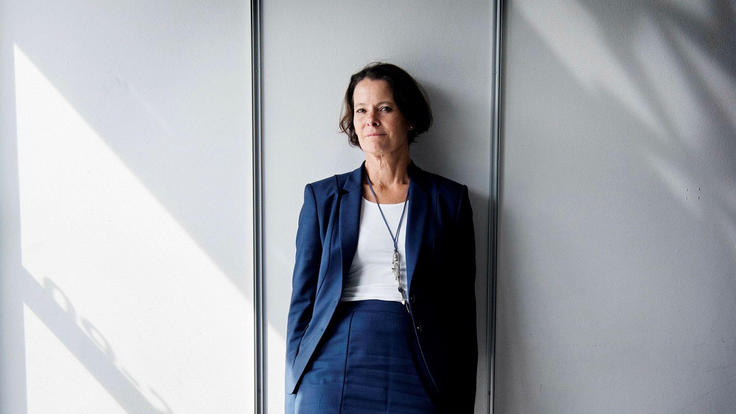 Investeringsdirektør Alexandra Morris i Skagenfondene tror aksjemarkedene i Asia er på vei opp.