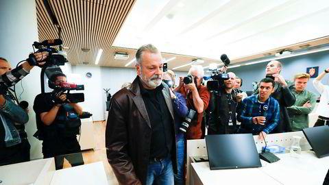 Mandag ble Eirik Jensen idømt norgeshistoriens strengeste straff for en politimann.