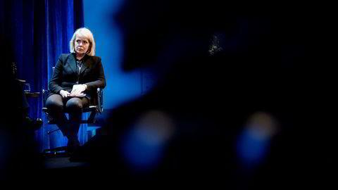 PST vil ikke svare på hvor mange ekstreme islamister som finnes i Norge. Bildet viser PST-sjef Marie Benedicte Bjørnland.
