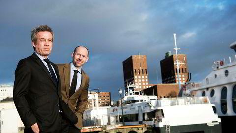 Morten Goller og Andreas Bullen i advokatfirmaet Wiersholm har «for vane» å vinne en svær skattesak rett før jul. I år tilfaller gevinsten Ericsson.