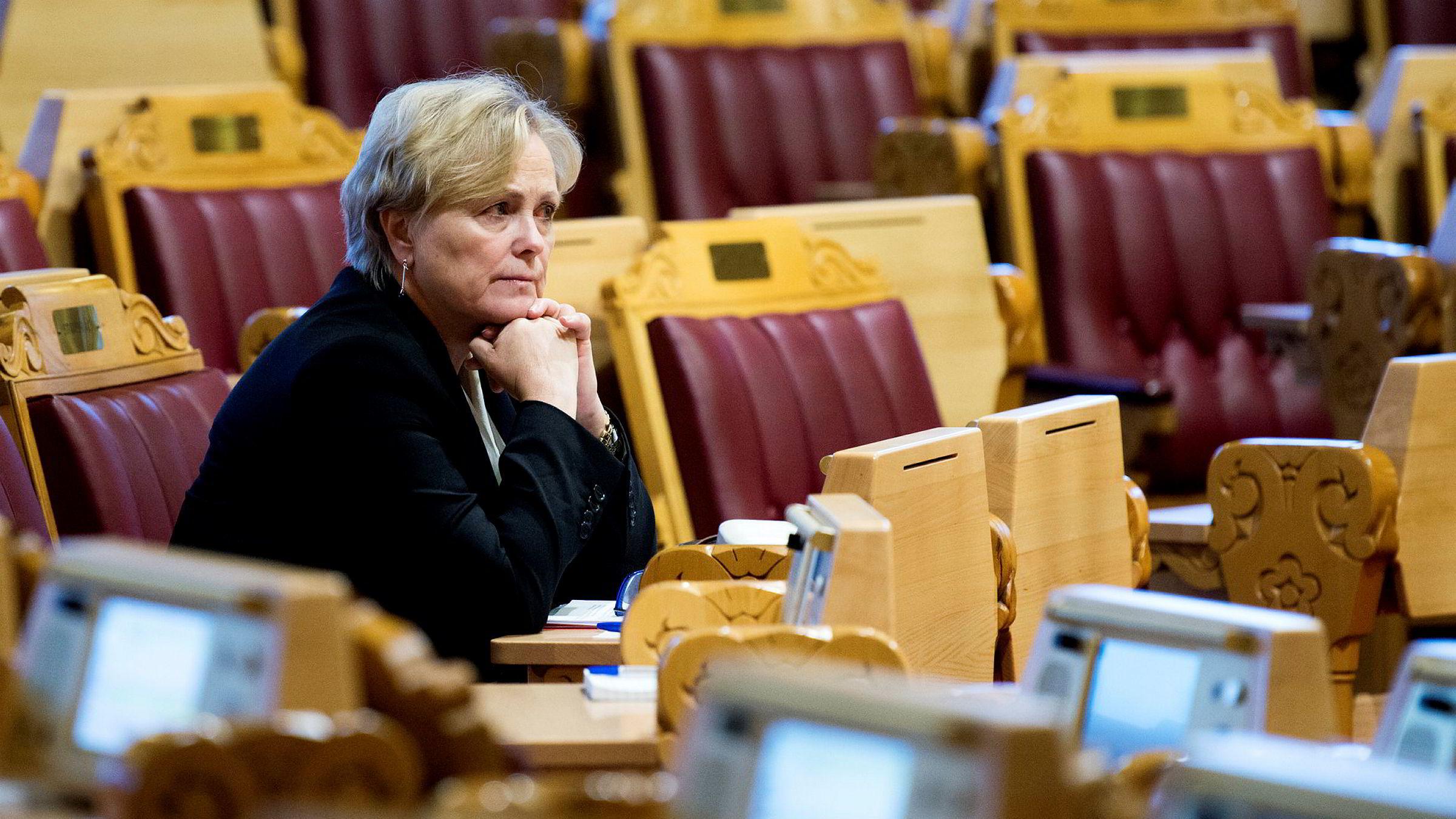 Tidligere kulturminister Thorhild Widvey er dømt til å betale erstatning på 2,5 millioner kroner fordi hun ikke skal ha gjort jobben sin som styremedlem i selskapet Reservoir Exploration Technology.