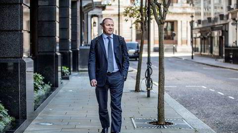Nicolai Tangen er i ferd med å endre sin selskapsstruktur.
