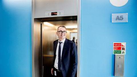 Svein Richard Brandtzæg planlegger bare mindre investeringer for Hydro på kort sikt.