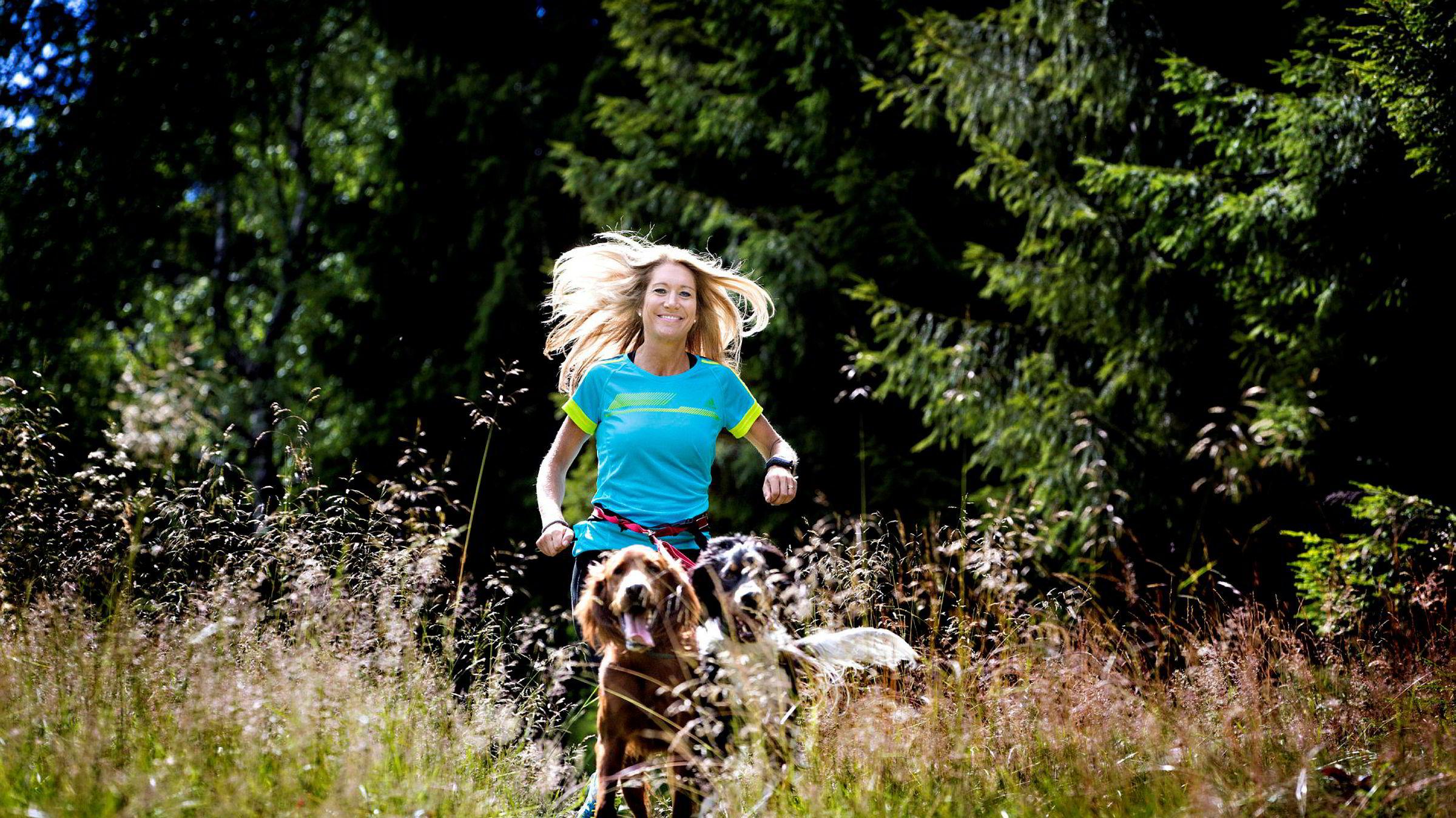 I 2012 fortalte Julie Brodtkorb til Aftenposten at hun alltid avsluttet løpeturen med å løpe med hendene over hodet i to minutter, som om hun hadde vunnet et løp.