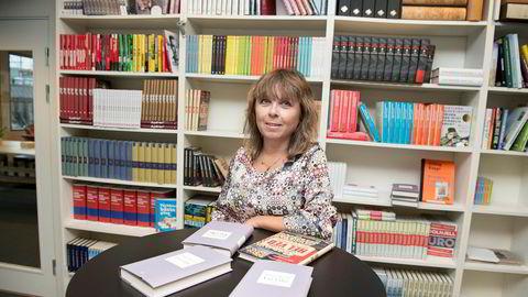 Anne Gaathaug slutter som forlagssjef i Kagge Forlag.
