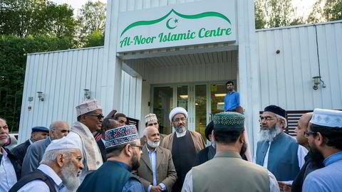 Imamer fra hele Østlandet samlet kort tid etter terrorangrepet mot moskeen Al-Noor Islamic Centre i Bærum i august 2019. Nå er det igjen debatt om metodene for å avverge terror, spionasje og sabotasje i Norge.