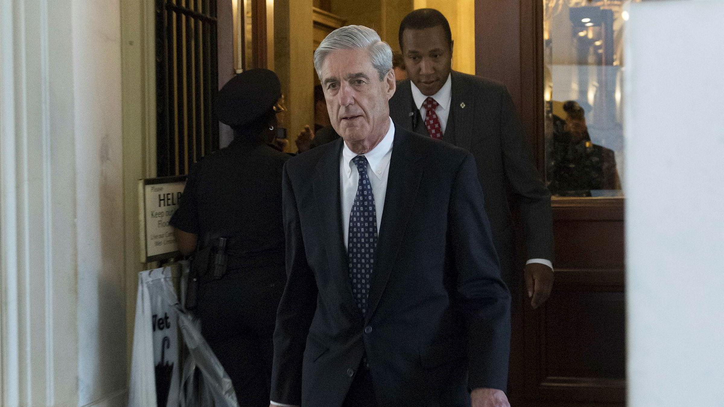 New York Times har fått tak i det som skal være listen med spørsmål Robert Mueller ønsker å stille president Donald Trump.
