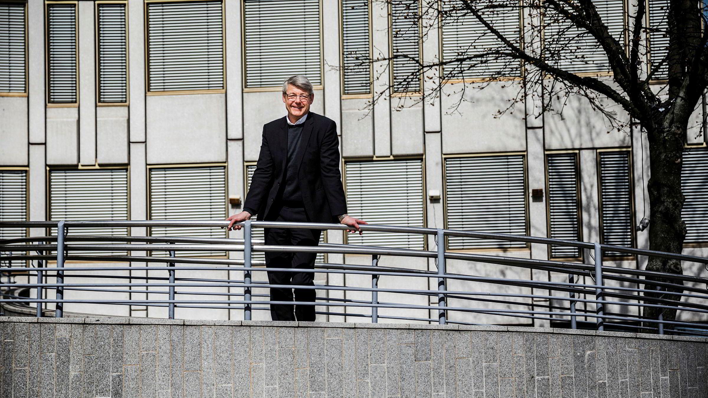 Generalsekretær Morten Andreas Meyer i interesseorganisasjonen Huseierne krever umiddelbare rentekutt fra bankene.