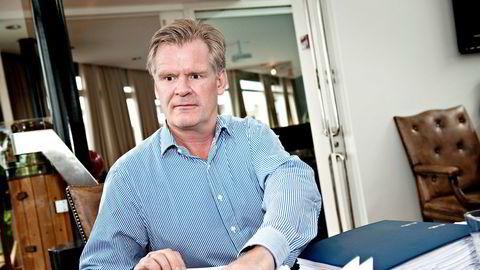 Tor Olav Trøim eier halvparten av det unge rederiet 2020 Bulkers som har skip i bestilling ved New Times-verftet i Kina.