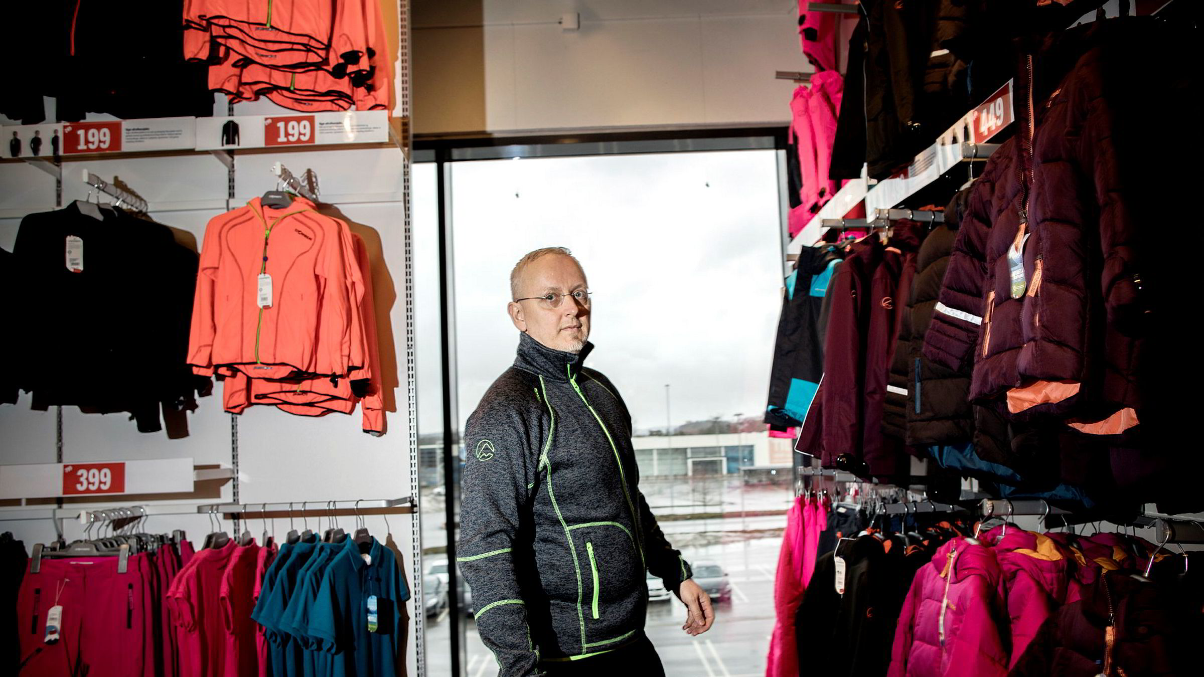 Stormberg-eier Steinar J. Olsen tok et utbytte på 50 millioner kroner i fjor, men har lånt 30 millioner tilbake til selskapet.