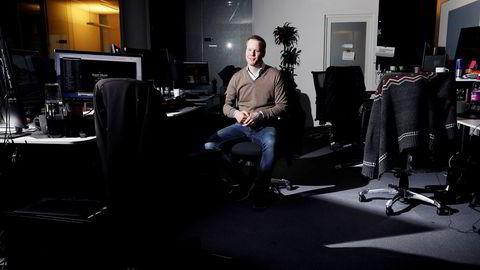 Gründer og administrerende direktør Bård Anders Kasin i The Future Group har varslet at han ikke lenger vil være toppsjef i selskapet.